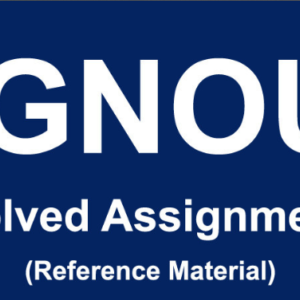 ignou solved assignment nise computer - Ignou Group